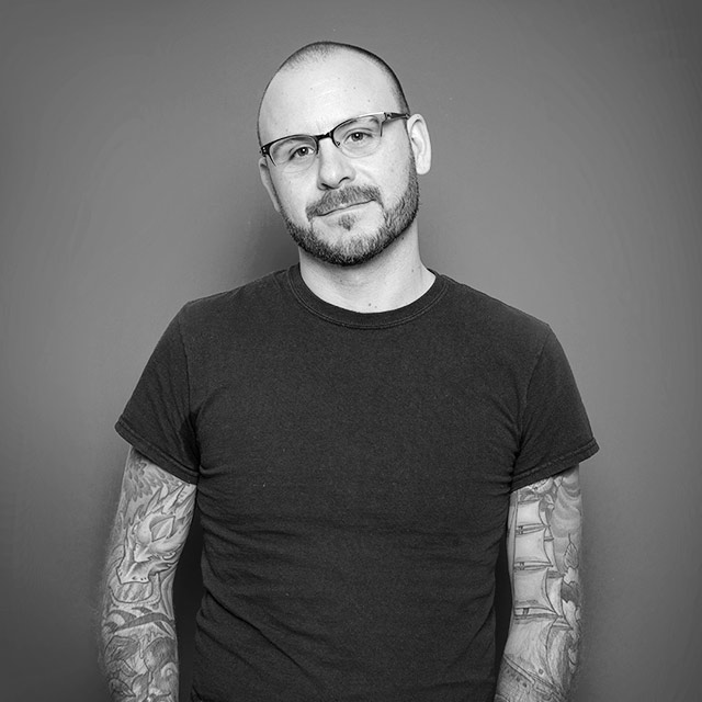 Photo of Mat Janson Blanchet