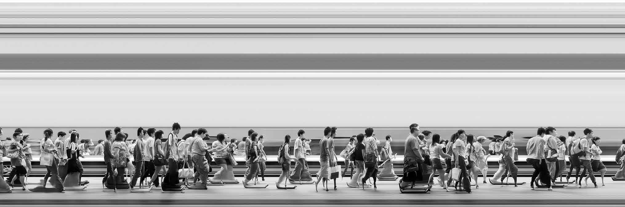 Adam Magyar - Urban Flow 292, Hong Kong